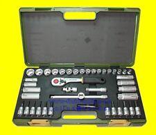"""PROXXON 23282 Nusskasten Werkzeugkoffer mit 10mm (3/8"""") Werkzeug 47 teilig - NEU"""