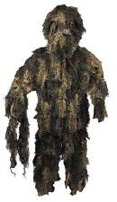Tarnanzug Ghillie Suit woodland Gotcha Tarnung Jacke Hose Hut Gr.M/L