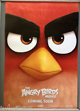 Cinema Poster: ANGRY BIRDS MOVIE 2016 (Face One Sheet) Danny McBride Sean Penn