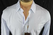 AUTH $395 Gucci Men Classic Fit Long Sleeve Shirt 42 16.5