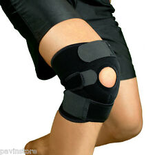 Bracoo Breathable Neoprene Knee Support Brace Patella Stabilizer Pain Relieve