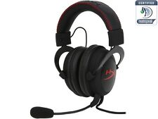 HyperX Cloud Stereo Gaming Headset for PC / PS4 / Mac / Mobile - Black