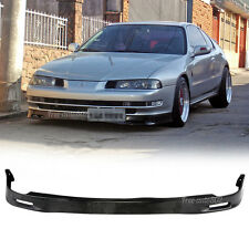 Fit For 92-96 Honda Prelude BB1 Spoon Style PU Front Bumper Lip Polyurethane