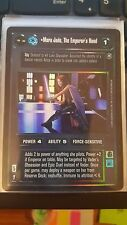 Star Wars CCG Reflections II Mara Jade, The Emperor's Hand FOIL NrMt-MINT SWCCG