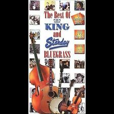 THE BEST OF KING & STARDAY BLUEGRASS - NEW 4 CD SET