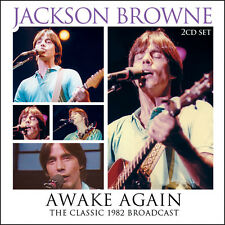 JACKSON BROWNE New Sealed 2017 UNRELEASED LIVE 1982 CONCERT 2 CD SET