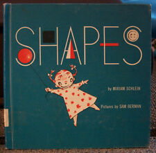 Shapes by Mriam Schlein/Sam Berman, Vintage HC, 1952