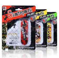 Finger Sports Board Tech Deck Skateboard Boy Kids Xmas Birthday Gift Repair Tool