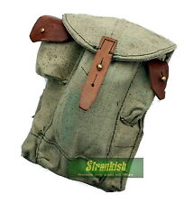 SOVIET RUSSIA RUSSIAN ARMY MAGAZINE AMMO POUCH AK47 in LIGHT OLIVE GREEN