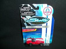 Shelby Collectibles 1965 Shelby Cobra 427 S/C Die Cast Car Red 1:64 Scale