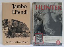BIG GAME HUNTING, SPORT IN AFRICA, ADVENTURE: 22 TITLES