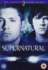 Supernatural - Season 2 Complete [DVD] [2007] Jared Padalecki 2nd Second Series