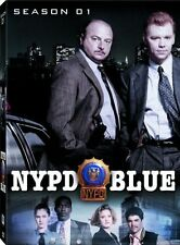 NYPD BLUE Complete All Seasons 1-9 DVD Set Series TV Show Collection Bundle Lot