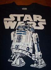 VINTAGE STYLE STAR WARS R2-D2 R2D2 ROBOT DROID T-Shirt SMALL NEW
