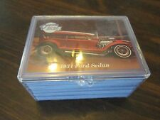 Dream Machines Trading Cards Full Set 1991 Lime Rock Co. 110 cards in Case