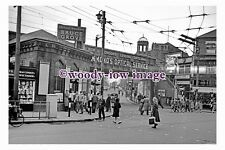 bb1130 - Bruce Grove Railway Station , London in 1961 - photograph