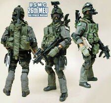 HOT TOYS Action Figure U.S.M.C 26th MEU 1st Force Recon 1/6th Scale