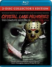 Crystal Lake Memories: Complete History Of Friday (2015, Blu-ray NEUF)