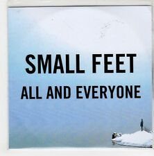 (GN749) Small Feet, All And Everyone - 2015 DJ CD
