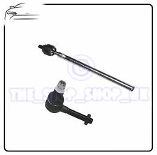 Right Inner & Outer Tie Track Rod End Steering For Renault Clio 3 Nissan Micra