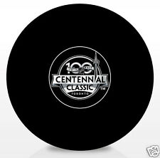 2017 Centennial Classic Autograph Puck Toronto Maple Leafs vs Detroit Red Wings
