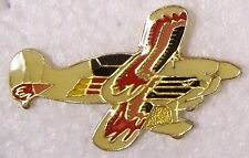 Hat Tie Tac Pin Airplane Christen Eagle II NEW
