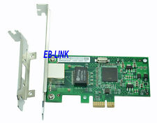 Intel 82573L Chipset Ethernet Controller 1000M Desktop PCIe Network Adapter Card