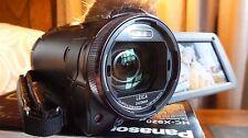 Panasonic X920 Camcorder -  Black