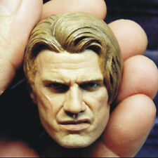 HOT FIGURE TOYS 1/6 HEADSCULPT Dolph Lundgren HEADPLAY Gunnar Jensen Expendables