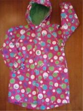 Toddler Girl's Fully Lined Butterfly Print Rain Slicker   Size 4T  NWT!!