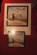 """ROLLING STONES """"Get Yer Ya-Ya's Out"""" 2015 Litho numbered signed + Clear Vinyl LP"""