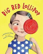 Big Red Lollipop-ExLibrary