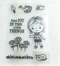 Hot Bee Silicone Rubber Clear Stamp Seal Scrapbooking Diary Christmas Card