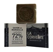 """SAVON DE MARSEILLE 72 % PUR VEGETAL  100g """"LA CORVETTE"""" - Bien être"""