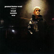 "NEW SEALED CD   ""Peanut Butter Wolf"" b-ball zombie war  (G)"