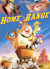 Home On The Range (DVD, 2004) Walt Disney R2 Genuine