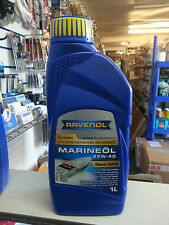 Ravenol 4 Stroke Marine Oil Full Synthetic 25W-40 Very High Quality from Germany