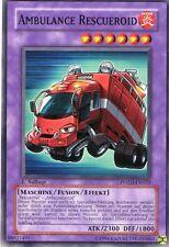 Yu-Gi-Oh-Karte - Ambulance Rescueroid