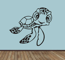 NEMO Friend turtle Kids funny Quote Wall Stickers Art Room Removable Decals DIY