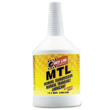 Red Line MTL 75w80 Manual transmission/gearbox Aceite plenamente sythentic 946ml