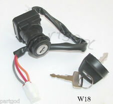 New Ignition Key Switch For 2005-2008 LT-Z400 LTZ400 Suzuki Part #96