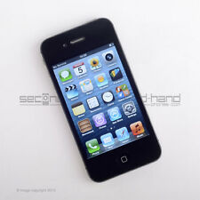 Apple iPhone 4 32GB Black Factory Unlocked SIM FREE Grade A Excellent