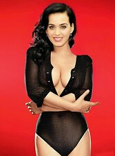 5 x sexy katy perry A4 assortiment photos