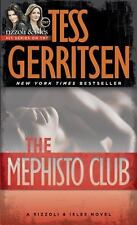 Rizzoli and Isles Ser.: The Mephisto Club 6 by Tess Gerritsen (2007, Paperback)
