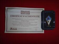 French Military 27e DA Insignia, Arthus-Bertrand Certificate Authenticity + Box