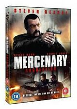 Mercenary - Absolution (DVD) Steven Seagal, Vinnie Jones NEW AND SEALED