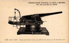 CPA PARIS (3e) Cnam - Canon de 0,24, 36 calibre (215166)