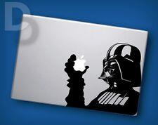 Darth Vader Star Wars Macbook decal Apple Laptop sticker / tattoo stencil decal