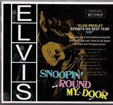 Elvis Presley 3 CD Set - Snoopin' Round My Door - Digipack