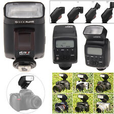 JY-610 II Mini LCD Flash Speedlite Speedlight for Nikon Canon Pentax DSLR Camera